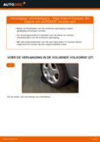Hoe schokdempers achteraan vervangen bij een Opel Astra H Caravan – vervangingshandleiding