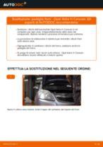Le raccomandazioni dei meccanici delle auto sulla sostituzione di Filtro Antipolline OPEL Opel Astra g f48 1.6 (F08, F48)