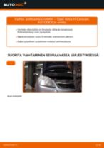 PDF opas ASTRA -huollosta
