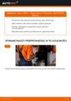 Jak wymienić oleju silnikowego i filtra w Opel Astra H Caravan - poradnik naprawy