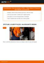 Recomendações do mecânico de automóveis sobre a substituição de OPEL Opel Corsa C 1.0 (F08, F68) Vela de Ignição