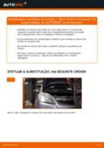 Tutorial de reparo e manutenção Opel l08