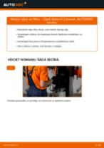 Tiešsaistes rokasgrāmata, kā pašam mainīt Amortizators uz Audi A3 8p1
