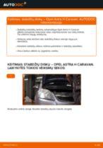 Kaip pakeisti Variklio oro filtras Toyota Carina E Sportswagon - instrukcijos internetinės