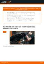 Hyundai Grand Santa Fe Hauptscheinwerfer wechseln h7 und h4 Anleitung pdf