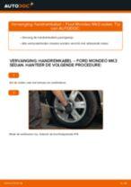 Tutorial voor het vervangen Remmen en repareren van voertuig