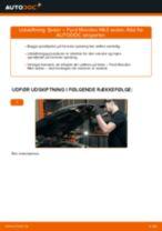 Udskift fjeder for - Ford Mondeo Mk3 sedan | Brugeranvisning