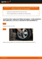 Manual de taller para Citroën C5 1 Familiar en línea