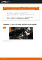 Montaggio Kit ammortizzatori FORD MONDEO III Saloon (B4Y) - video gratuito