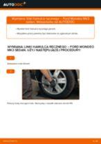 Jak wymienić i wyregulować Linka hamulcowa : darmowy przewodnik pdf