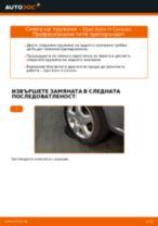 Как се сменят задни пружини на Opel Astra H Caravan – Ръководство за смяна