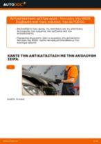 Online εγχειρίδιο για να αλλάξετε Καπό σε Skoda Octavia 1z3