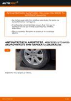 Βήμα-βήμα PDF οδηγιών για να αλλάξετε Ρουλεμάν τροχών σε SKODA Scala Schrägheck