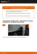 Instructieboekje MERCEDES-BENZ VIANO