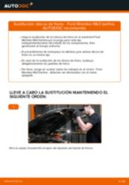 Guía de reparación paso a paso para CITROËN C5 II (RC_)