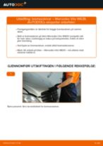 Manuell PDF om VIANO vedlikehold