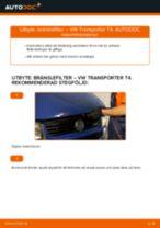 DIY-manual för byte av Fjädrar i VW TIGUAN 2020