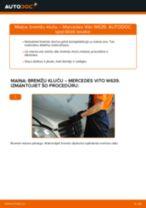 Audi A3 8l1 Riteņa rumbas gultnis sostituzione: tutorial PDF passo-passo