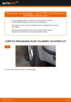 Vervang het Axiaalkogel van de VW TOURAN met onze online pdf-handleiding