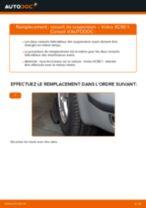 Comment changer et régler Roulement Boîtier Du Roulement Des Roues : guide pdf gratuit