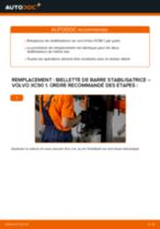 Notre guide PDF gratuit vous aidera à résoudre vos problèmes de VOLVO Volvo V70 SW 2.4 D5 Filtre à Carburant