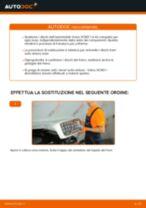 Montaggio Ganasce Freno a Mano VOLVO XC90 I - video gratuito