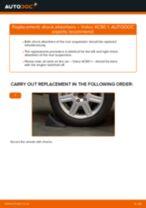 Nissan Navara D23 change Shock Absorber rear: guide pdf
