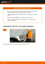 PDF guide för byta: Bromsskiva VOLVO XC90 I (275) bak och fram