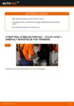 Bytte Lenkearm bak høyre VOLVO gjør-det-selv - manualer pdf på nett