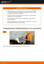Instrukcja samodzielnej wymiany Tarcza hamulcowa w VOLVO XC90