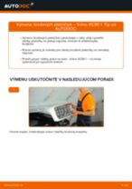 Vymeniť Riadiaca tyč VOLVO XC90: zadarmo pdf