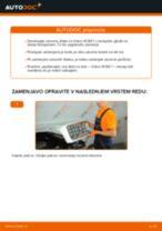 DIY-priročnik za zamenjavo Odpiralo za okno v TOYOTA YARIS 2020