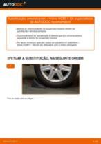 Tutorial passo a passo em PDF sobre a substituição de Braço De Suspensão no Toyota Avensis t25 Wagon