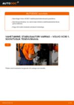 Käsiraamat PDF S60 hoolduse kohta