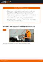 VOLVO XC90 I Kerékcsapágy készlet beszerelése - lépésről-lépésre útmutató
