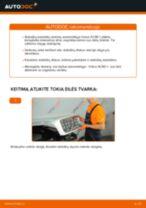 Automechanikų rekomendacijos VOLVO Volvo XC90 1 2.5 T AWD Oro filtras keitimui