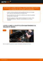 Tutorial de reparación y mantenimiento de Citroën C5 Familiar
