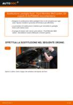 Come cambiare Boccola Fusello Ruota VW Touran 5t - manuale online