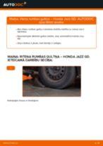 HONDA lietošanas pamācība pdf