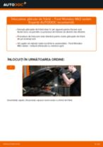 Instalare Placute Frana spate si față FORD cu propriile mâini - online instrucțiuni pdf