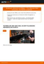 Kia Pro Ceed ED Domlager: PDF-Anleitung zur Erneuerung