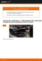 Schrittweise Reparaturanleitung für Citroën C5 Limousine