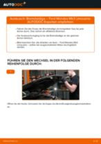 BMW F01 Ladeluftkühler tauschen: Handbuch pdf