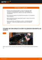 FORD Heckleuchten Glühlampe selber wechseln - Online-Anweisung PDF