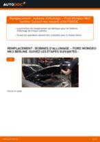 Remplacement Filtre à Carburant FORD MONDEO : pdf gratuit