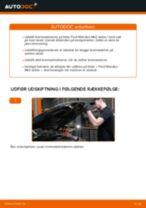 Udskift bremseskiver for - Ford Mondeo Mk3 sedan | Brugeranvisning