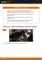 Cambiare Dischi Freno FORD MONDEO: manuale tecnico d'officina
