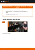 FORD MONDEO Eļļas filtrs maiņa: bezmaksas pdf