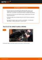 Cum schimbare Burduf Bieleta Directie MAZDA 818 - tutoriale online