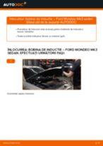 Cum să schimbați: bobina de inductie la Ford Mondeo Mk3 sedan | Ghid de înlocuire